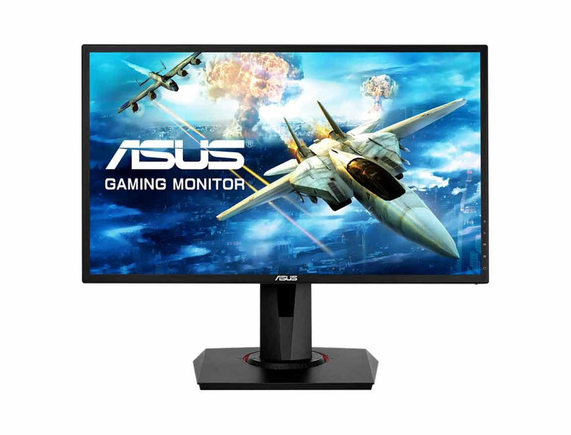 "MONITOR ASUS LED 24"" ( VG248QG ) GAMING   1 HDMI -  DP -  DVI   0.5MS   165HZ"