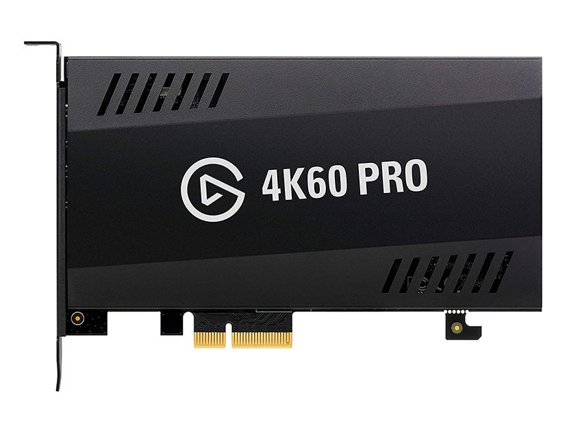 TARJETA CAPTURADORA DE VIDEO ELGATO 4K60 PRO ( 10GAG9901 ) PCI | HDMI