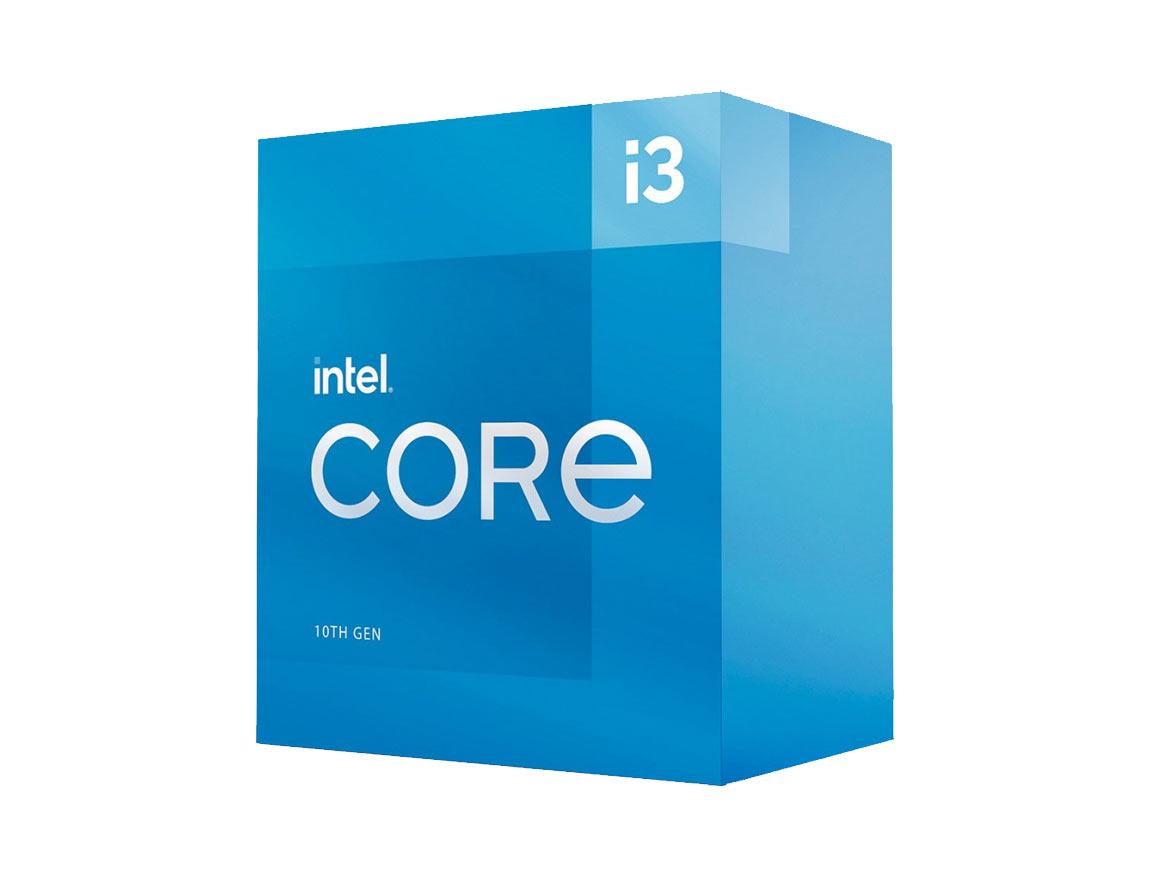 PROC. INTEL CORE I3 10105F ( BX8070110105F ) 3.7GHZ-6MB | LGA 1200