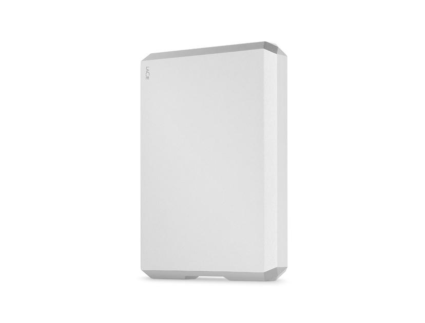 HDD  EXTERNO LACIE 4TB ( STHG4000400 ) USB-C | USB 3.0