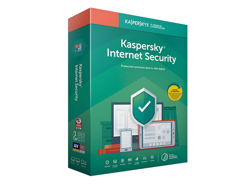 ANTIVIRUS KASPERSKY INTERNET SECURITY ( 7709224393549 ) 3 PC