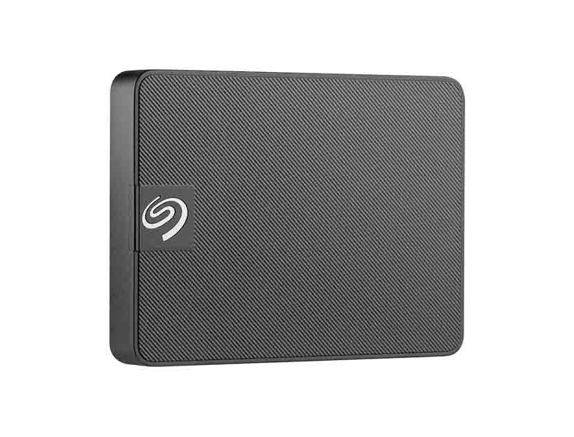 SSD  EXTERNO SEAGATE EXPANSION 1TB ( STJD1000400 ) NEGRO