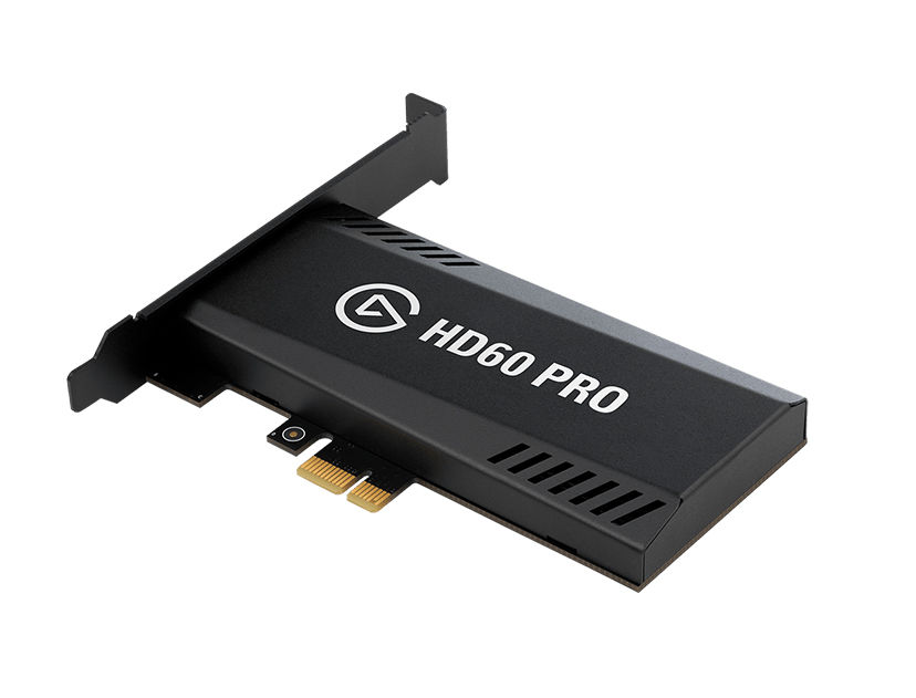 TARJETA CAPTURADORA DE VIDEO HDMI HD60 PRO STREAM AND RECORD ELGATO ( 1GC109901002 ) USB 3.0 TYPE-C