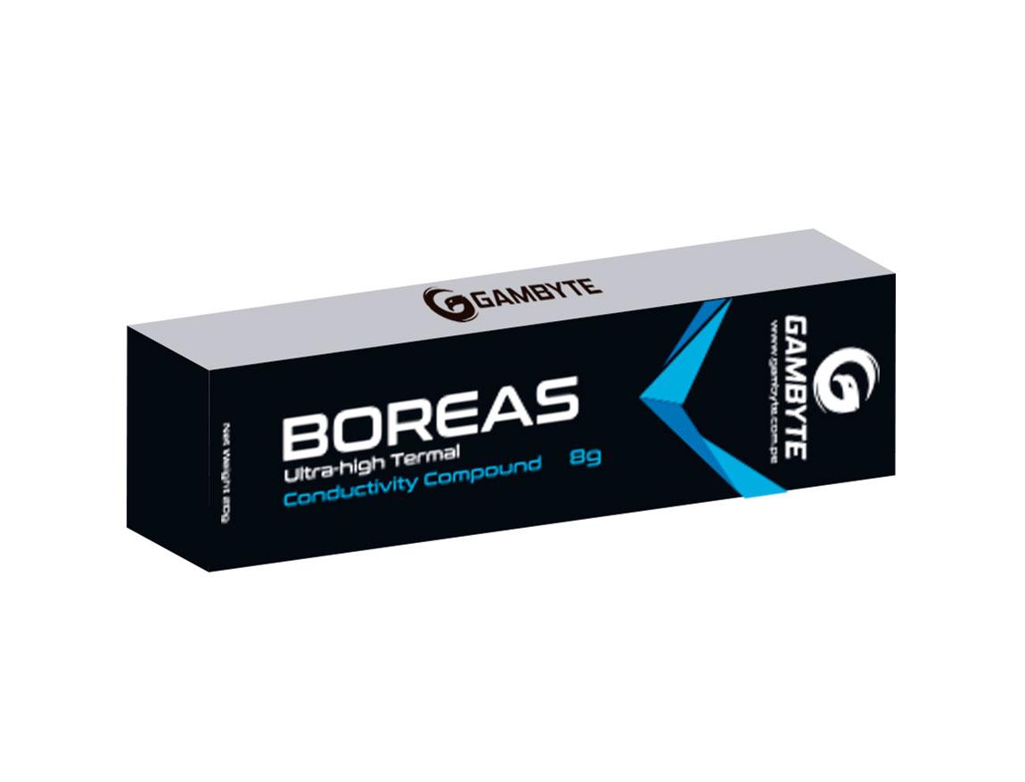PASTA TERMICA GAMBYTE BOREAS ( GI-BOREAS-8G ) 8G V1.0