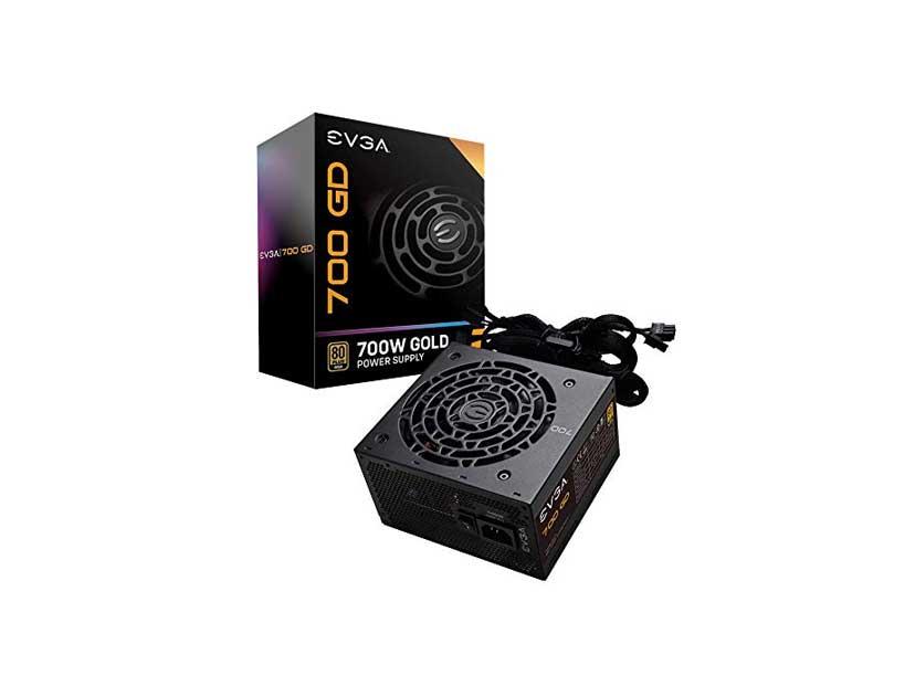 FUENTE EVGA 700 GD ( 100-GD-0700-V1 ) 700W | GOLD