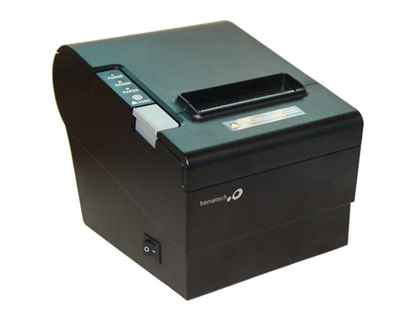 IMPRESORA MINI TERMICA BEMATECH LR 2000 ( 811080 ) IMPRIME - TICKETS | NEGRO | U