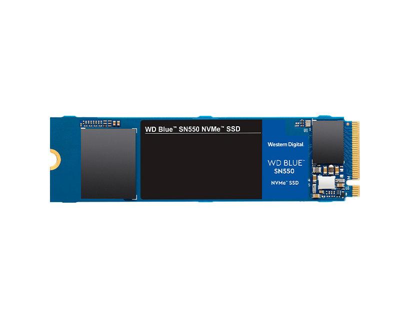 SSD M.2 SOLIDO WESTER DIGITAL 2280 250GB ( WDS250G2B0C ) AZUL | NVME
