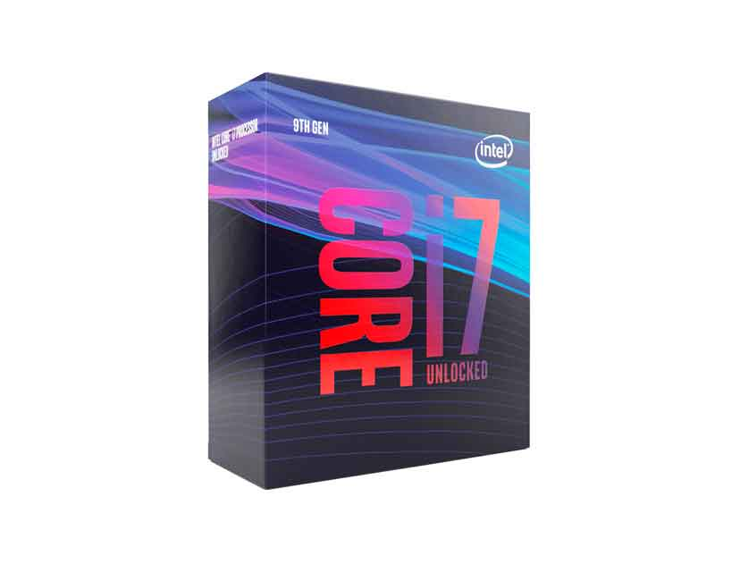PROC. INTEL CORE I7 9700F ( BX80684I79700F ) 3GHZ-12.0MB | LGA 1151 |
