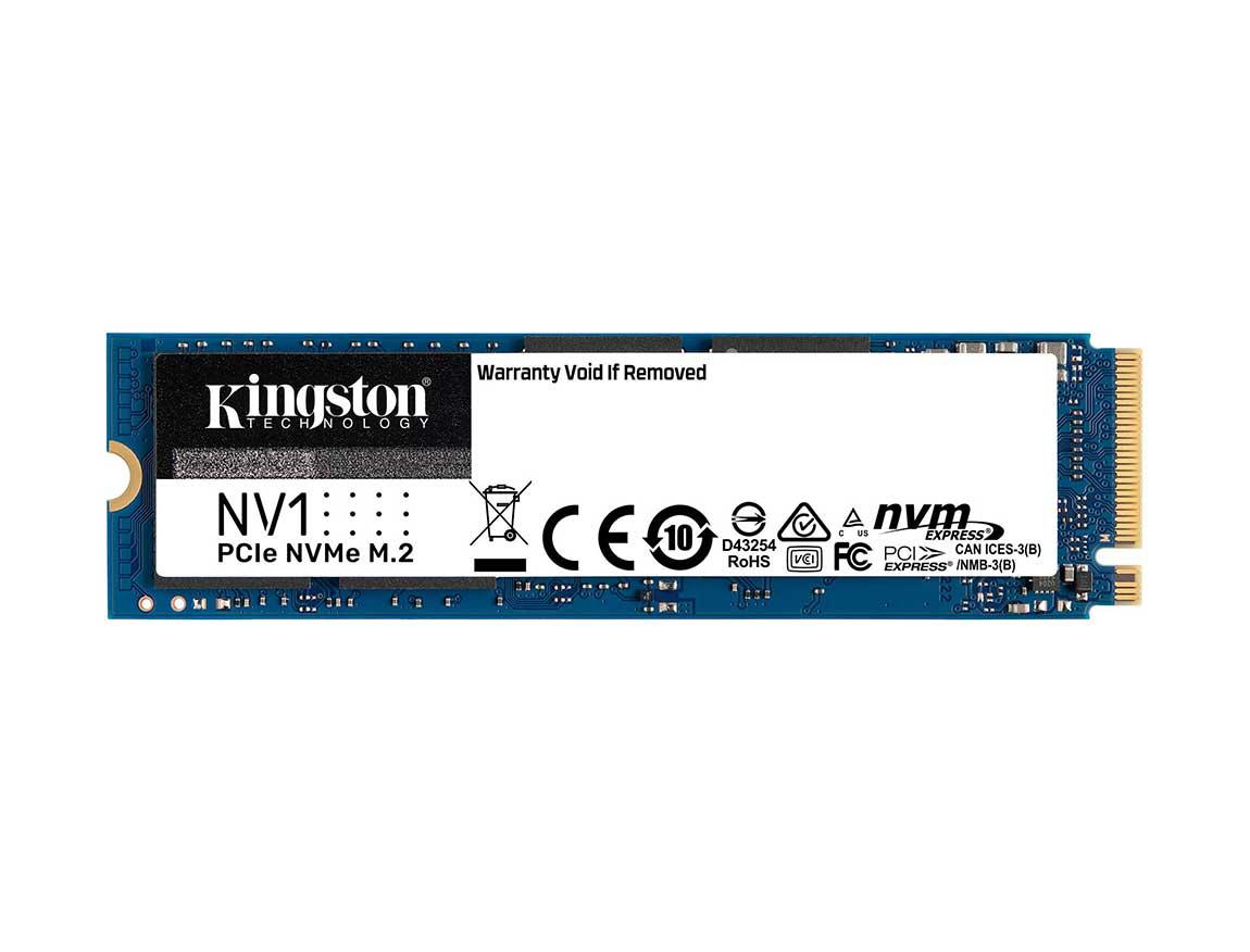 SSD M.2 SOLIDO KINGSTON NV1 2280 500GB ( SNVS/500G ) PCIE NVME