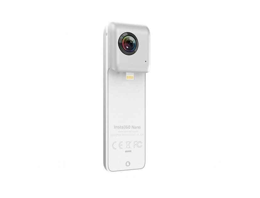 CAMARA VR ( INSTA360 NANO ) P/ IPHONE