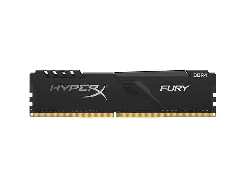 MEM. RAM HYPERX FURY DDR4 16GB/3200 ( HX432C16FB4/16 ) NEGRO