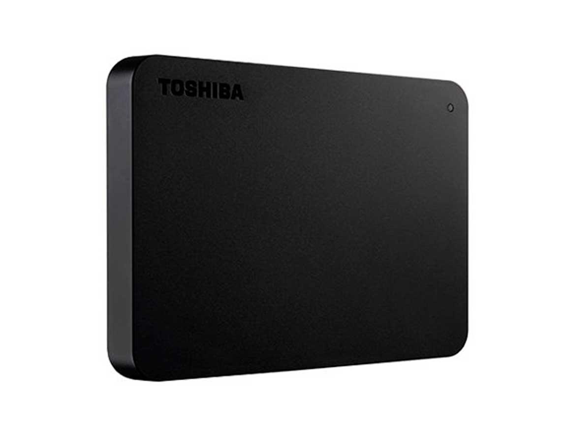 HDD  EXTERNO TOSHIBA 1TB ( HDTB410XK3AA ) CANVIO BASICS
