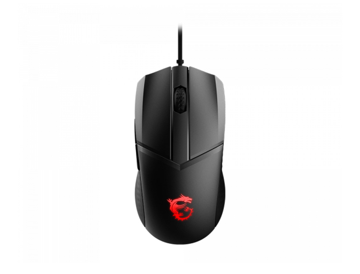 MOUSE MSI CLUTCH GM41 LIGHTWEIGHT ( CLUTCH GM41 LIGHTWEIGHT ) GAMING | NEGRO | LED - RGB