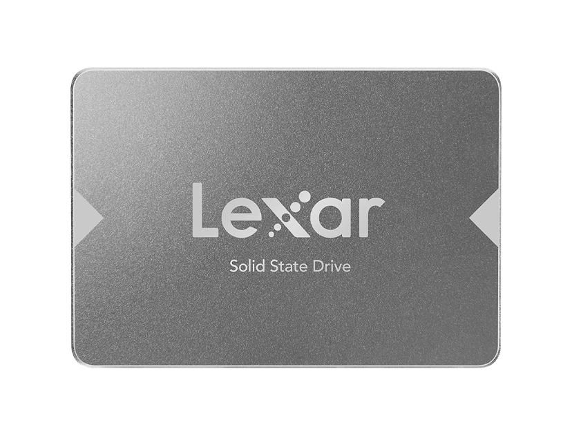 SSD SOLIDO LEXAR NS100 128GB ( LNS100-128RB )