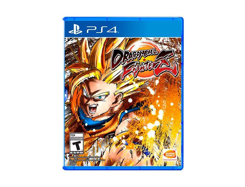 VIDEOJUEGO PLAYSTATION PS4 DRAGON BALL FIGHTER Z EDICION DE LANZAMIENTO ( 722674122184 )