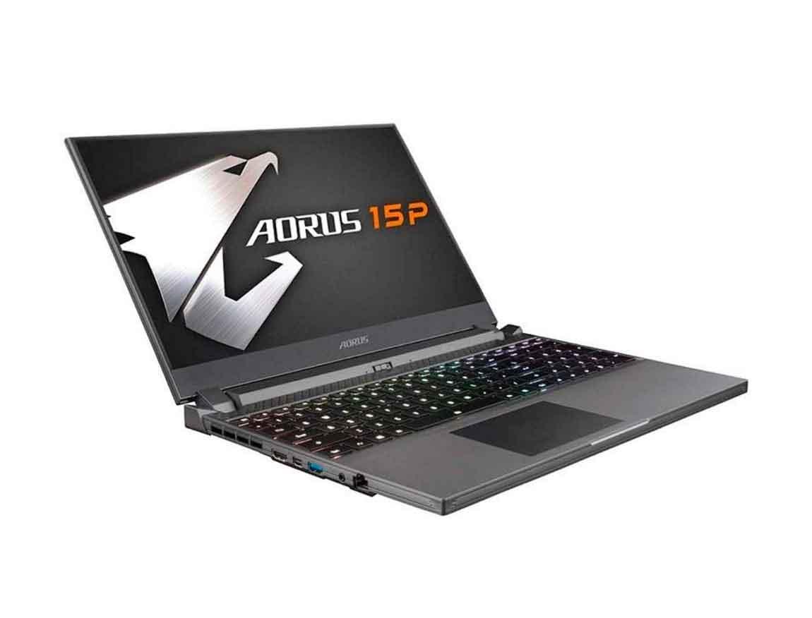 "LAPTOP GIGABYTE AORUS I7-10750H ( WB-7US1130SH ) GAMING | 15.6"" - I7 - M.2 512GB"