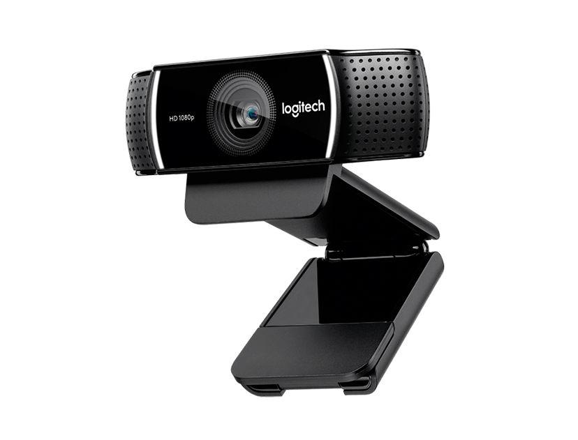 CAMARA WEB LOGITECH C922 PRO ( 960-001087 ) 1080P HD