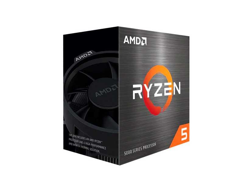 PROC. AMD RYZEN 5 5600X ( 100-100000065BOX ) 3.7GHZ-35MB | AM4