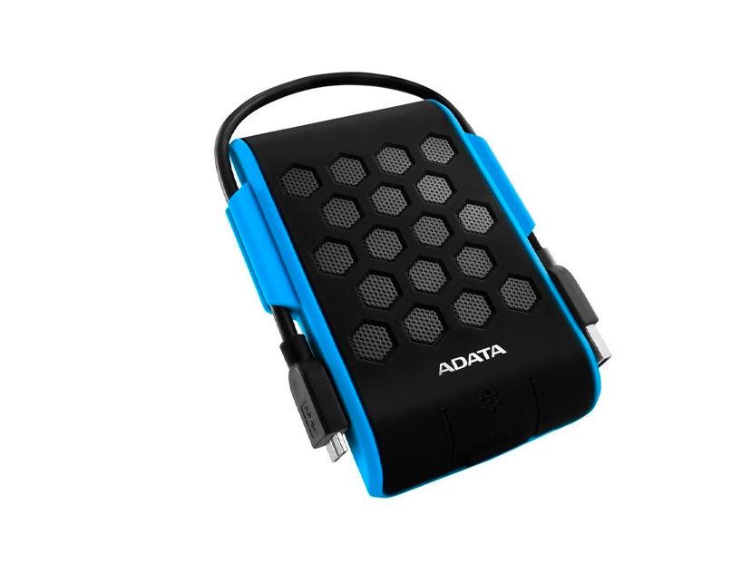 HDD  EXTERNO ADATA 1TB HD720 ( AHD720-1TU31-CBL ) NEGRO C/ AZUL | ANTI GOLPE