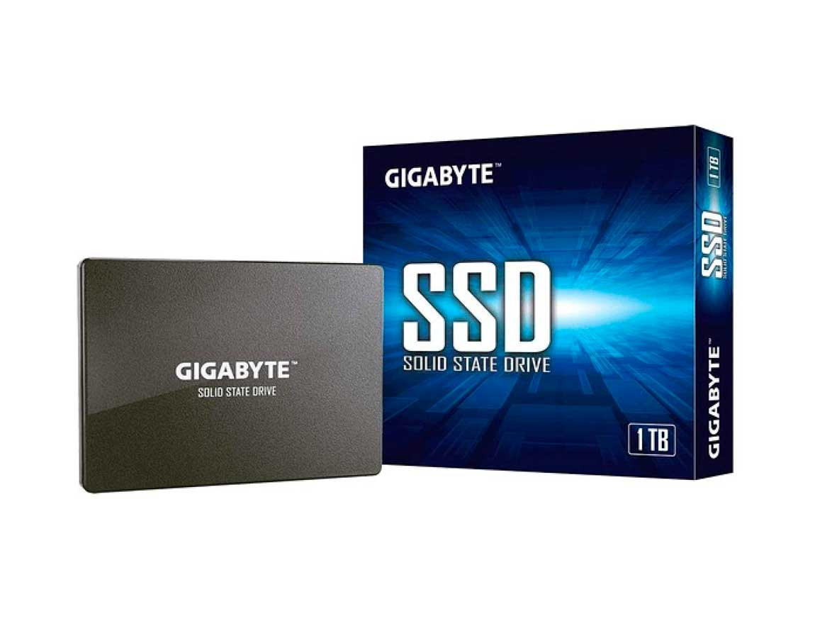 SSD SOLIDO GIGABYTE 1TB ( GP-GSTFS31100TNTD )