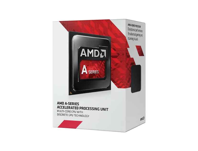 PROC. AMD A6-7480 ( AD7480ACABBOX ) 3.8GHZ-1.0MB | FM2+