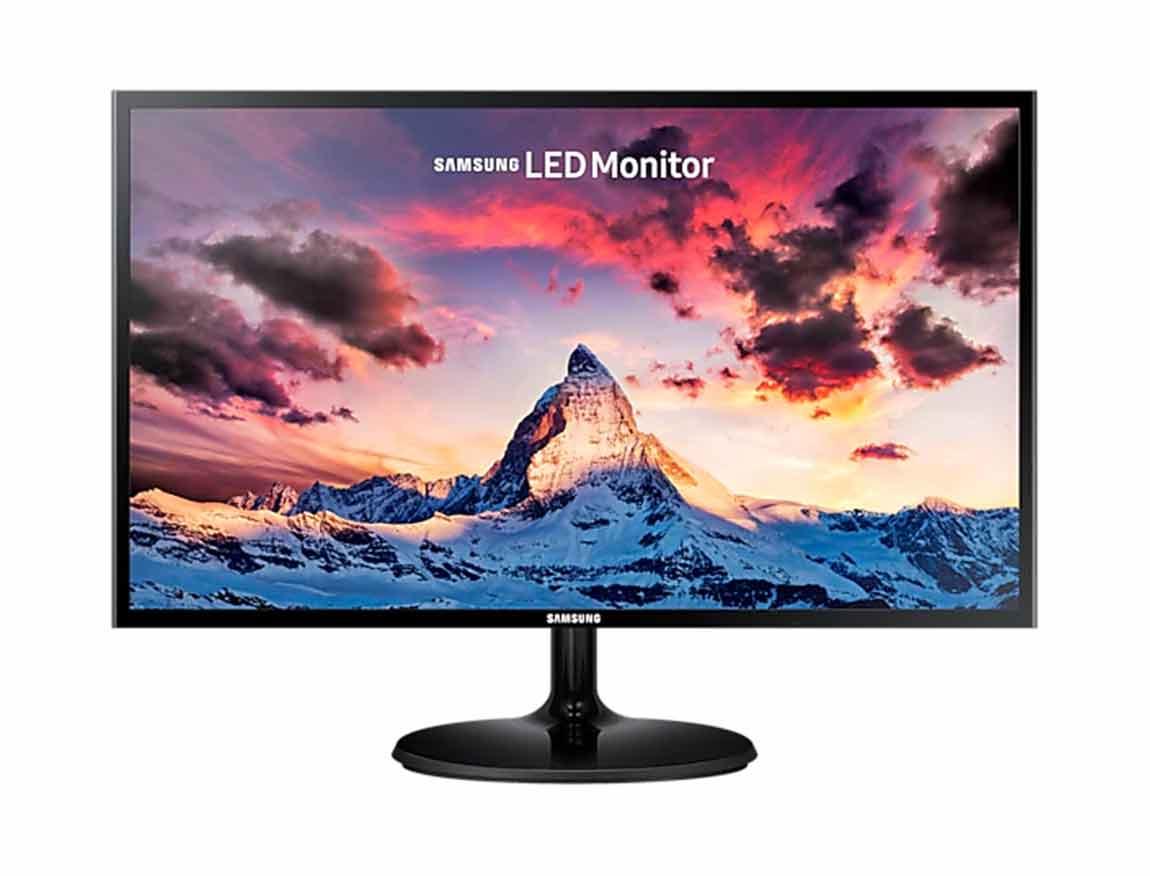 """MONITOR SAMSUNG LED 24"""" ( S24F350FHL ) HDMI"""