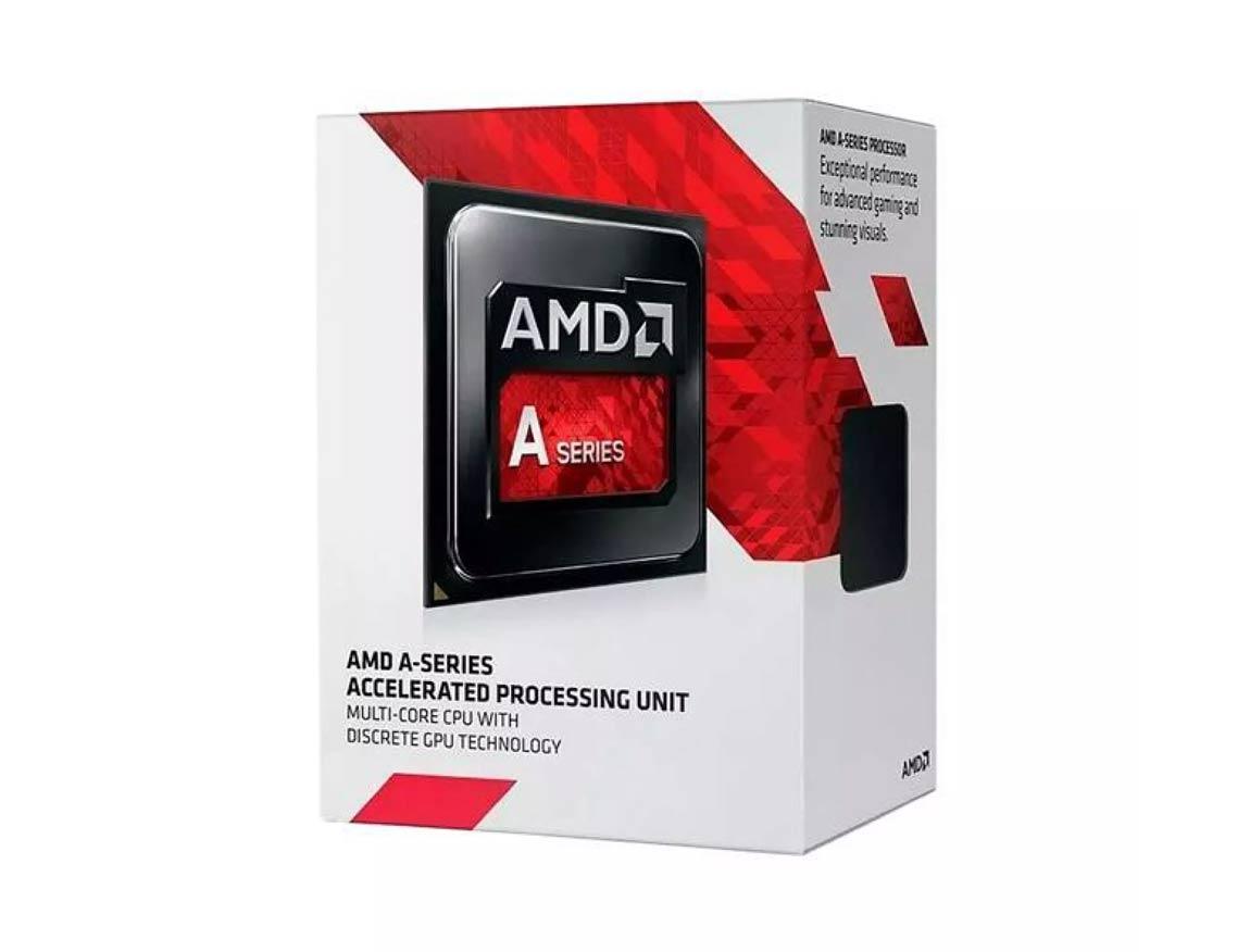 PROC. AMD A8-7680 ( AD7680ACABBOX ) 3.8GHZ-2.0MB | FM2+