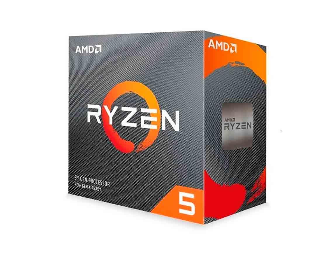 PROC. AMD RYZEN 5 3600 ( 100-100000031BOX ) 3.6GHZ-35 MB | AM4