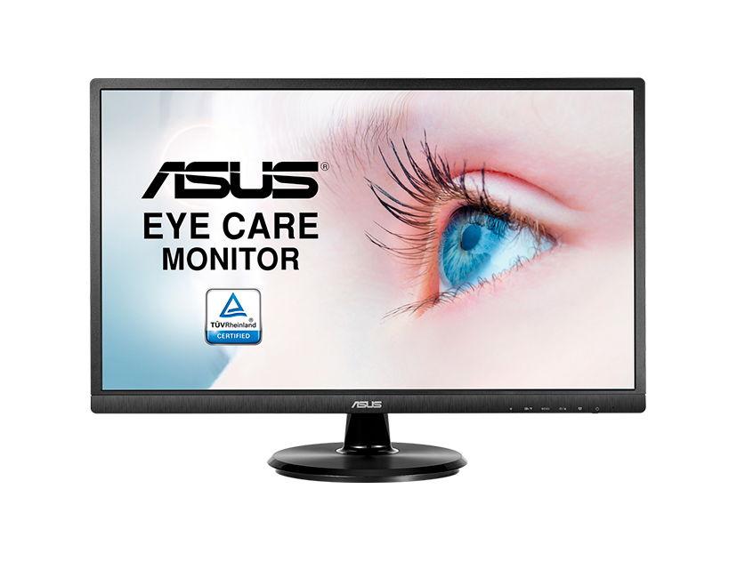 """MONITOR ASUS LCD 23.8"""" ( VA249HE ) VGA - HDMI"""