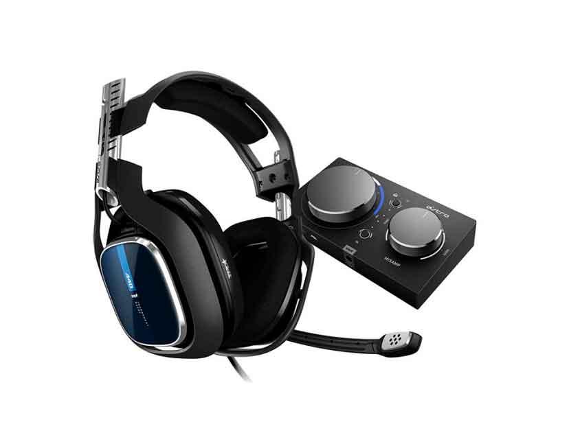 AURICULAR INALAMBRICO ASTRO A40 + AUDIO MIXAMP PRO ASTRO ( 939-001660 ) GAMING | PS4 | PC | MAC