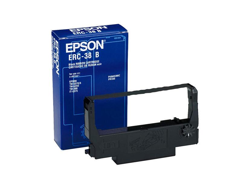CINTA MINI EPSON ERC-38 B ( C43S015374 ) LM-U220A | TM-U230 | TM-U210AR+