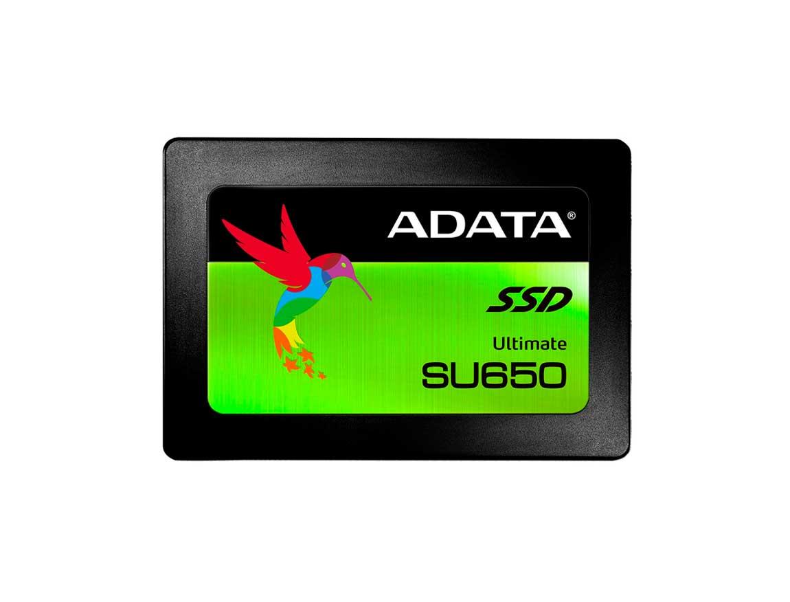 SSD SOLIDO ADATA 240GB ( ASU650SS-240GT-C )