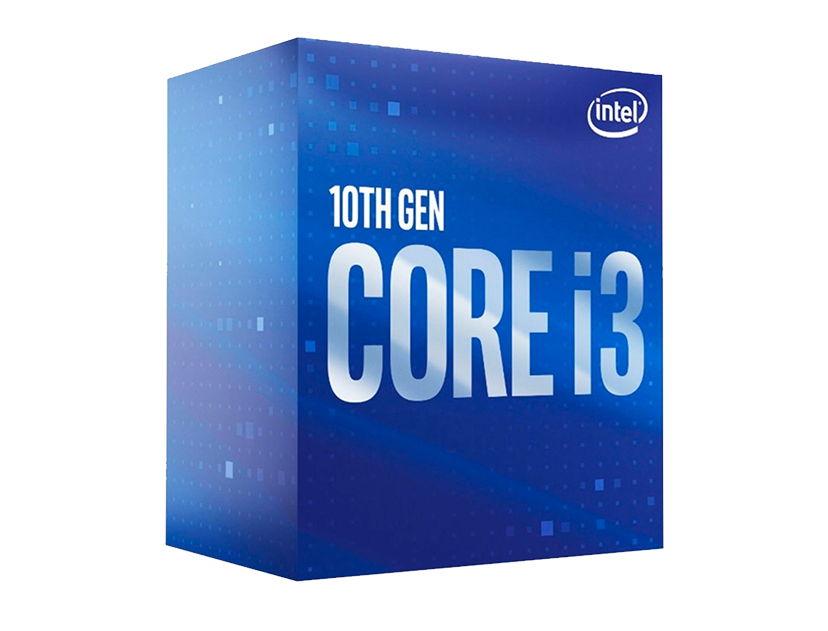 PROC. INTEL CORE I3 10100 ( BX8070110100 ) 3.6GHZ-6MB | LGA 1200