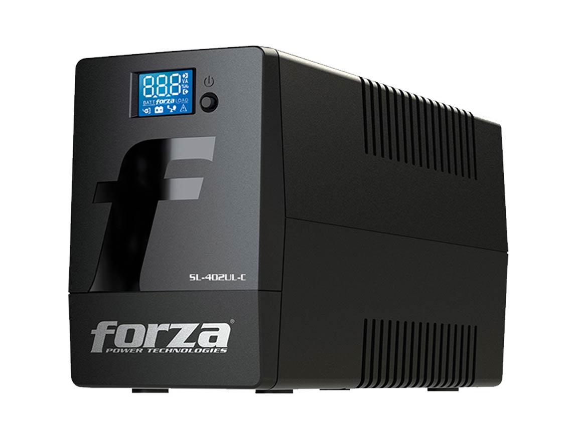 UPS FORZA ( SL-402UL ) 400VA | 240W