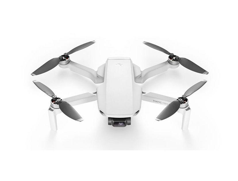 DRON MINI DJI MAVIC ( MR1SS5 ) BLANCO | CAMARA 12MP | 4 PARES DE HELICES | PROTE