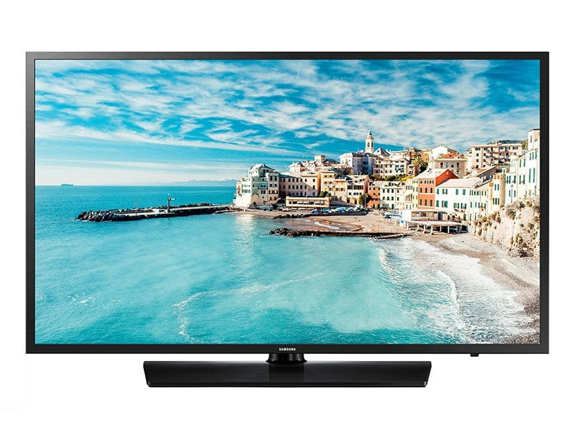 "MONITOR TV SAMSUNG LED 40 "" ( HG40NJ470MFXZA ) HDMI - USB - CONTROL"