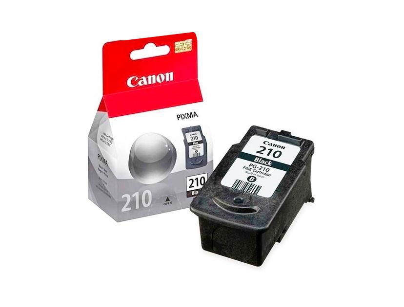 CARTUCHO CANON  210 ( 2974B017AA ) NEGRO - MP240 / MP260 / MP280 +