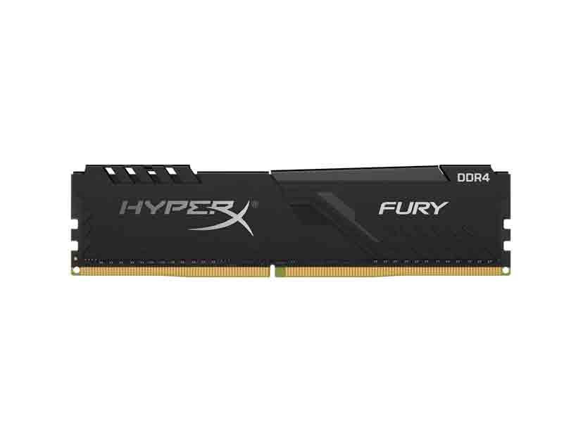 MEM. RAM HYPERX FURY DDR4 8GB/3000 ( HX430C15FB3/8 ) NEGRO