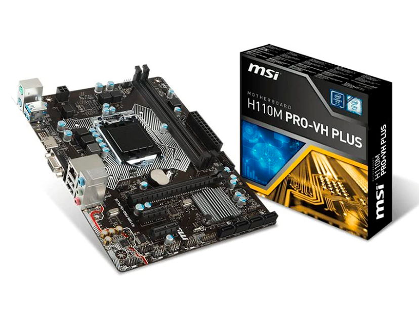MB MSI H110M PRO-VH PLUS ( H110M PRO-VH PLUS ) LGA 1151