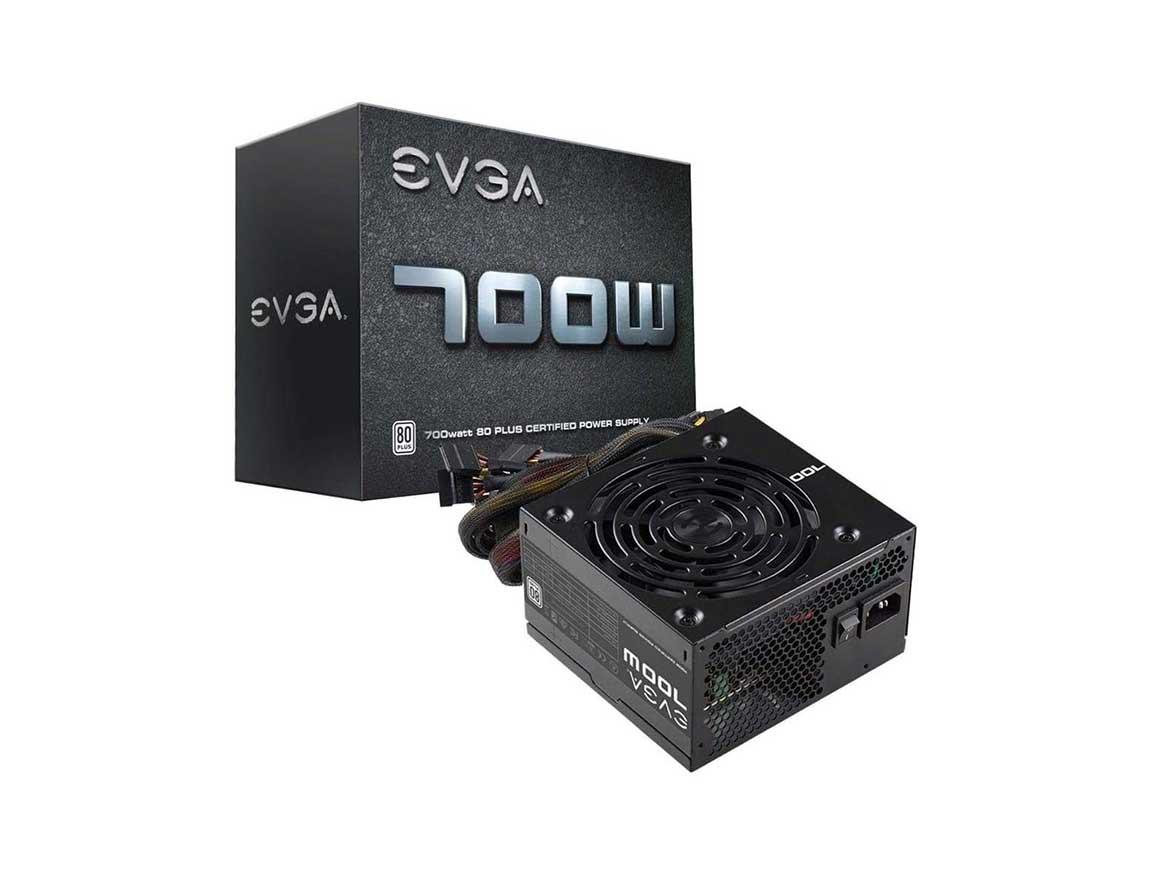 FUENTE EVGA 700W ( 100-W1-0700-K1 ) 700W