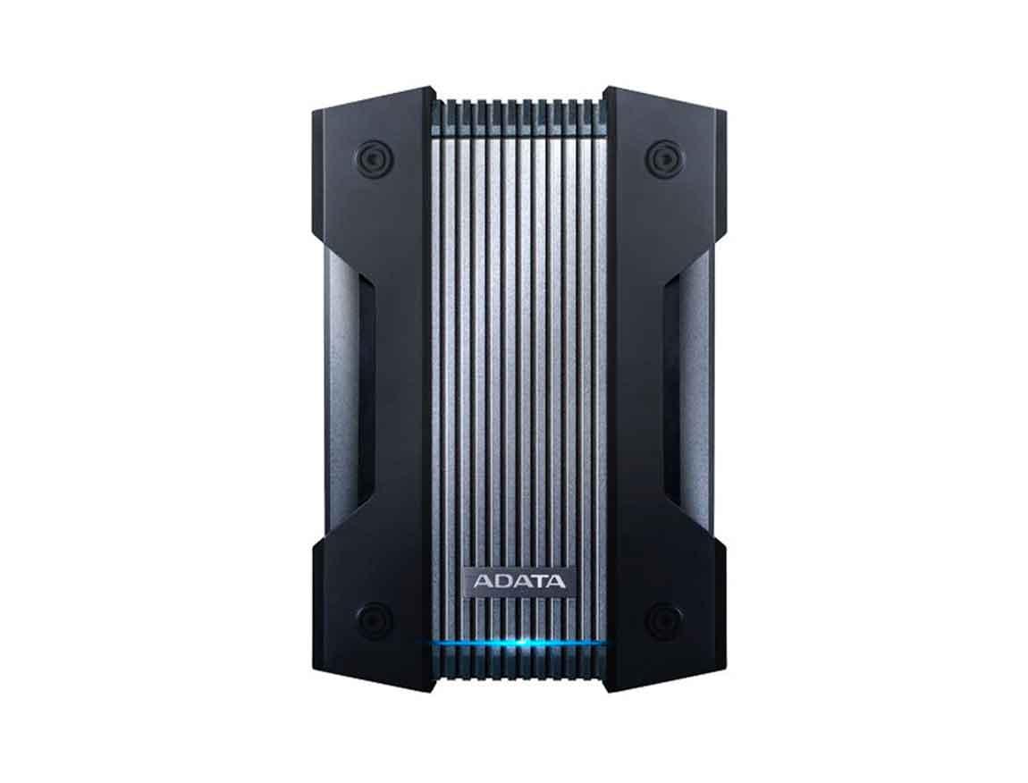 HDD EXTERNO ADATA 4TB HD830 ( AHD830-4TU31-CBK ) NEGRO | ANTI GOLPE