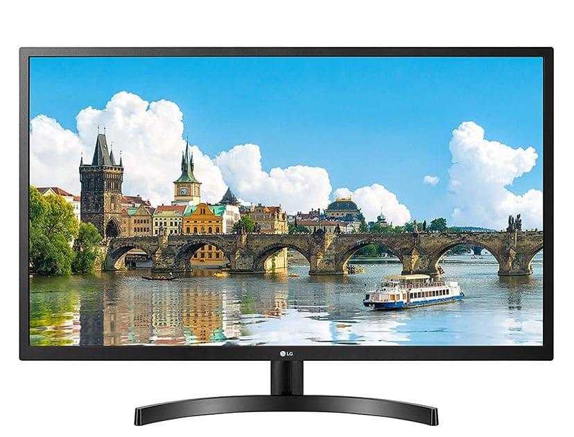 "MONITOR LG LED 31.5"" ( 32MN600P-B ) IPS - DP - HDMI"