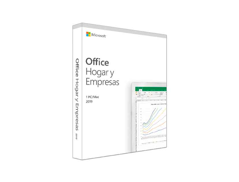 LICENCIA OFFICE HOGAR Y EMPRESAS 2019 ( T5D-03191 ) 1 PC/MAC | 64 BITS