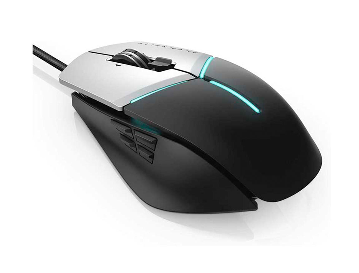 MOUSE DELL ALIENWARE ELITE AW959 ( DELL-AW959-BK ) GAMING | NEGRO | LED- RGB
