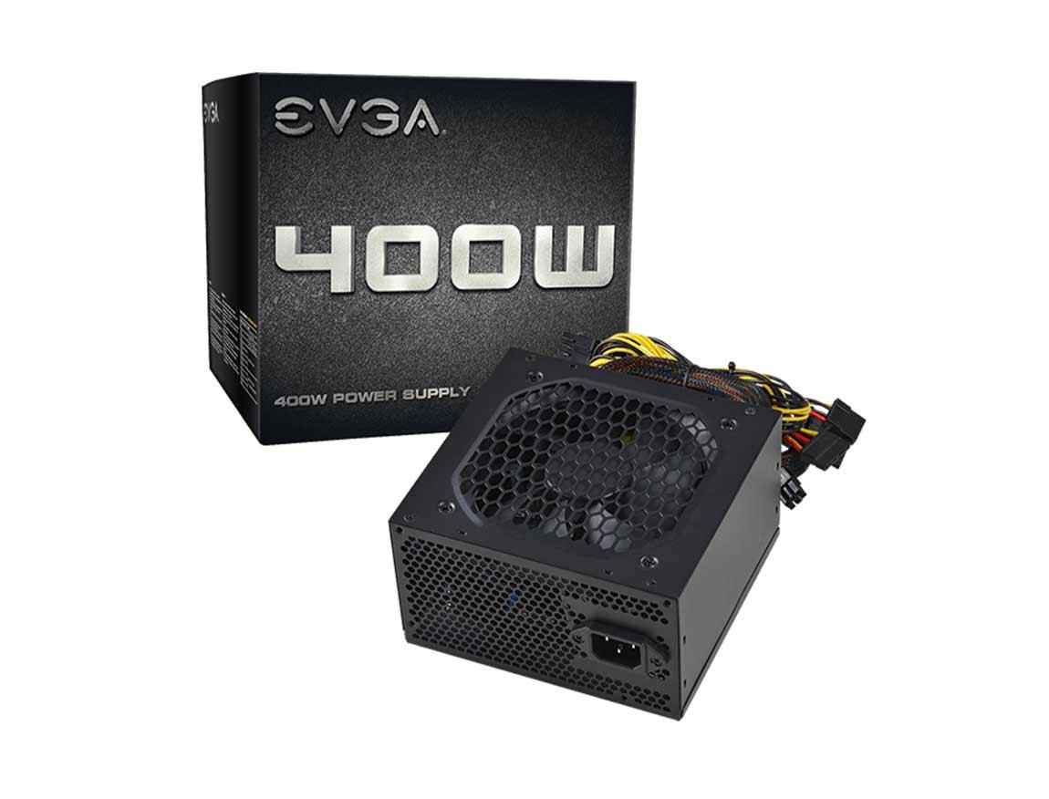 FUENTE EVGA ( 100-N1-0400-L1 ) 400W