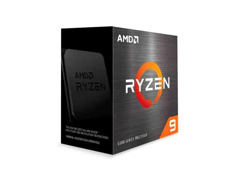 PROC. AMD RYZEN 9 5900X ( 100-100000061WOF ) 3.7GHZ-70MB | AM4 | S/ COOLER