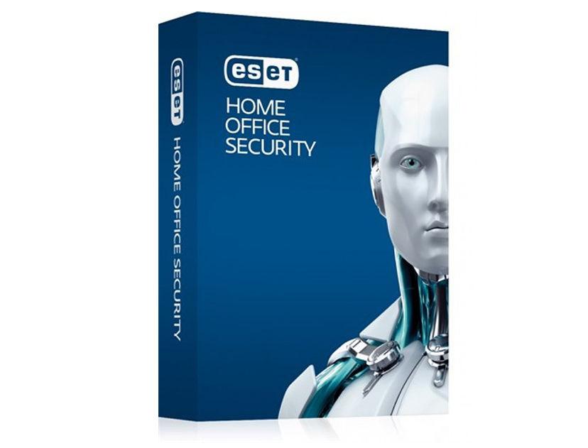 ANTIVIRUS  ESET HOME OFFICE SECURITY ( S11030112 ) 2020 | 5 PCS | 12 MESES