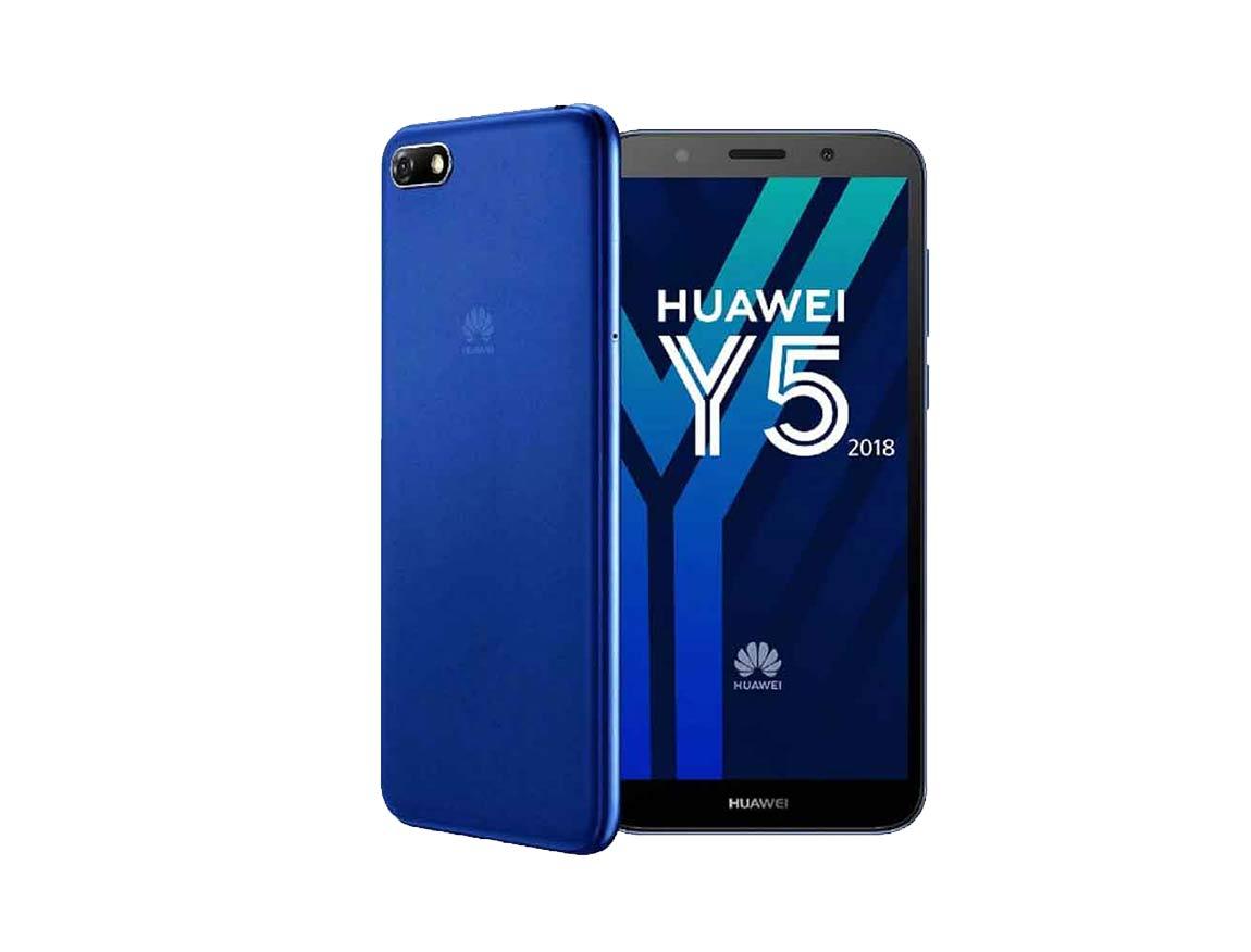 "SMARTPHONE HUAWEI Y5 2018 ( DRA-LX3 ) 5.45""   AZUL   16GB ROM   1GB RAM   3020MAH   CAM 8MP-5MP"