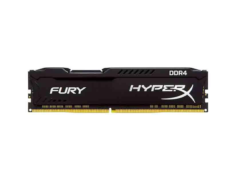 MEM. RAM HYPERX FURY DDR4 16GB/3466 ( HX434C19FB/16 ) NEGRO