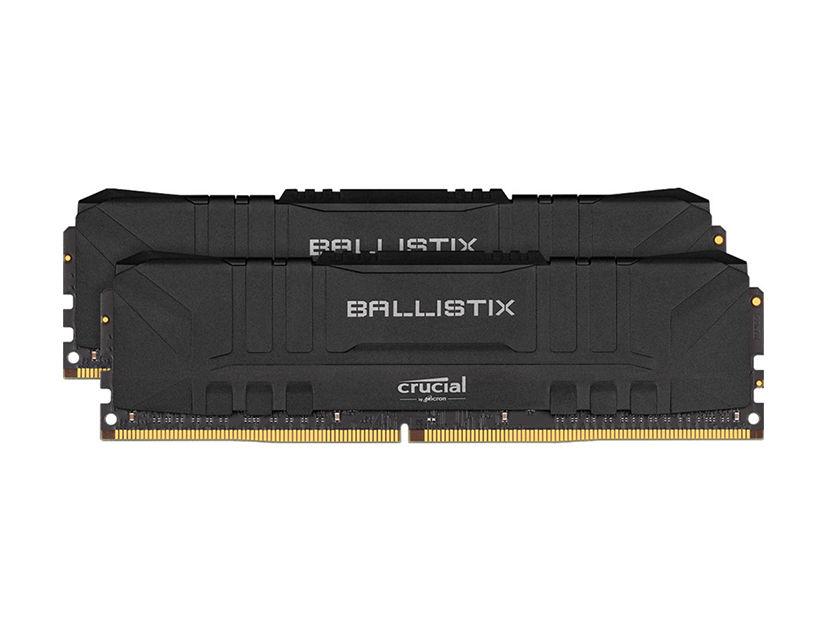 MEM. RAM CRUCIAL BALLISTIX DDR4 16GB(2X8)/2666 ( BL2K8G26C16U4B )
